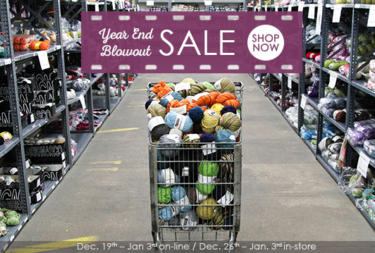 Year End Sale at WEBS
