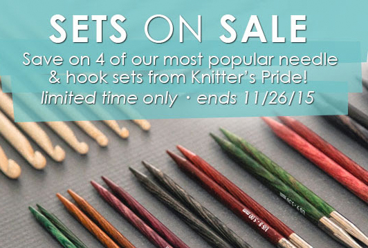 Knitter's Pride Sets on Sale