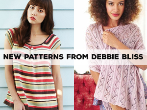 New Patterns from Debbie Bliss