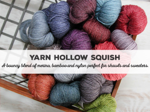 Yarn Hollow Squish