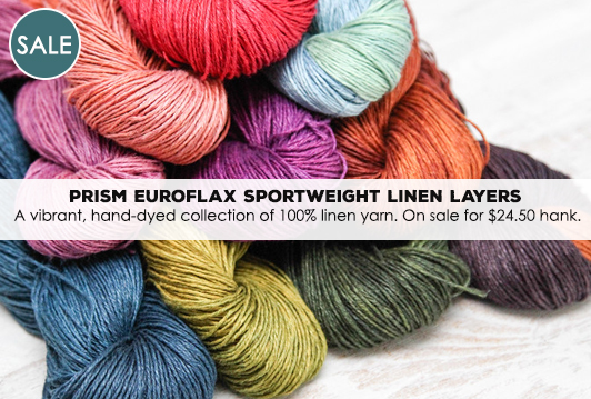 Prism Euroflax Sportweight Linen Layers
