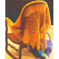 S-2017 Spinner's Lace Shawl
