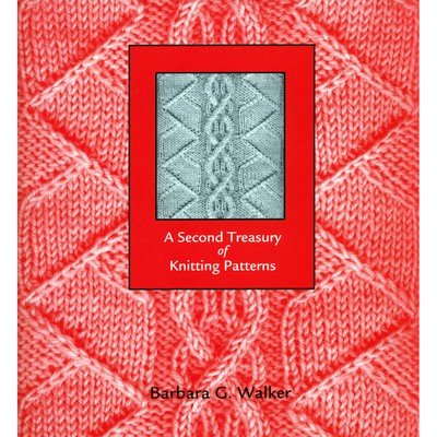 A Second Treasury Of Knitting Patterns : Second Treasury of Knitting Patterns at WEBS Yarn.com