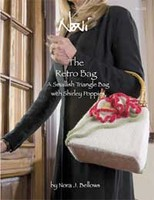 123 The Retro Bag with Shirley Poppies
