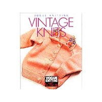 Vogue Knitting on the Go - Vintage Knits