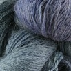 Valley Yarns 2/14 Alpaca Silk Hand Dyed by the Kangaroo Dyer - Bluemist