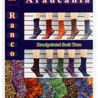 Ranco Handpainted Sock Pattern