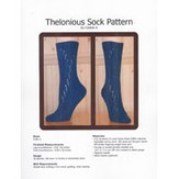 Cookie A Thelonious Sock Pattern