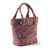 Valley Yarns 154 Vermont Felted Bag (Free)