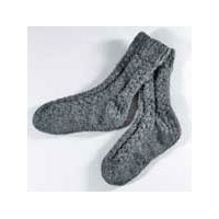 118 Cozy Cable Socks (Free)