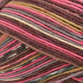 On-Line Supersocke 6 Ply New Wave Color