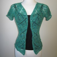 I207 Ethereal Cashmere Cardigan (old)