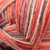 On-Line Supersocke 4-Ply Bambus Color