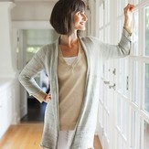Be Sweet Bamboo Swing Cardigan PDF