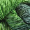 Valley Yarns BFL Fingering Hand Dyed by the Kangaroo Dyer - Verdure