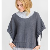 Blue Sky Fibers Two Harbors Poncho PDF