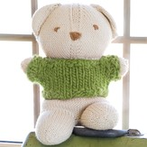 Blue Sky Fibers Baby Bobbi Bear