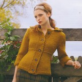 Blue Sky Alpacas Jackie Jacket