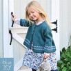 Blue Sky Alpacas Cotton Sweet Cardi - Swepdf
