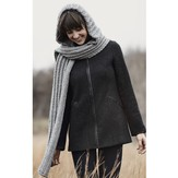 Blue Sky Fibers Breezy Point Hood Scarf PDF