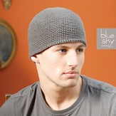 Blue Sky Alpacas Men's Beanie