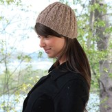 Cascade Yarns W342 Heads in the Clouds Hat (Free)