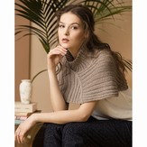 Stacy Charles Fine Yarns Tribeca Capelet PDF