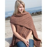 Classic Elite Yarns Seedling Wrap (Free)