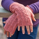 Classic Elite Yarns Digitalis Mitts (Free)