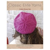 Classic Elite Yarns Cable Flower Hat PDF