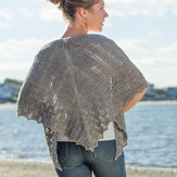 Classic Elite Yarns Viewpoints 1514 From Folly Cove - Meteori Shawl PDF