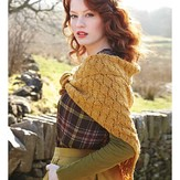 Debbie Bliss Lacy Shawl PDF
