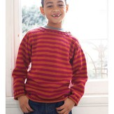 Debbie Bliss Striped Sweater PDF