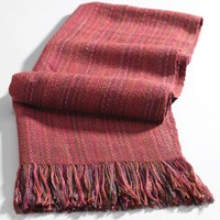#17 Herringbone Plaid Scarf (Free)