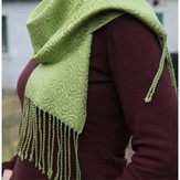 Valley Yarns #63 Advancing Twill Scarf PDF