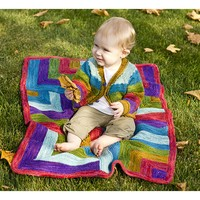 Rocketry Baby Blanket PDF
