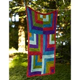 Dream in Color Rocketry Baby Blanket PDF