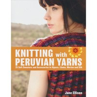 Knitting with Peruvian Yarns