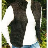 Lisa Ellis Designs AS-16 Super Bulky Winter Vest PDF