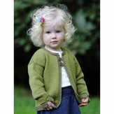 Lisa Ellis Designs CS-23 Peek A Boo Cardigan PDF