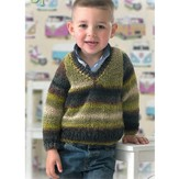 Euro Baby Lazy Days Sweater PDF