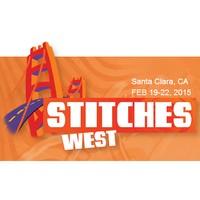 STITCHES West, February 20–23