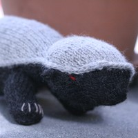 Honey Badger Stuffie PDF