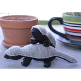 Miriam Felton Honey Badger Stuffie PDF