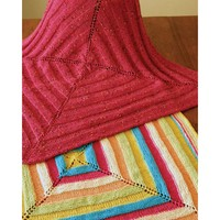 CH44X Ribbons Baby Blanket