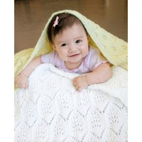 CH48 Light & Lacy Baby Blankets