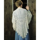 Fiber Trends S-2003 Sheep Shawl