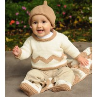 2221 Little Charlie Brown Baby Set PDF
