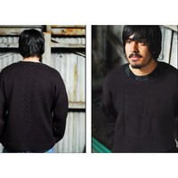2239 Men's Backbone Cable Pullover PDF