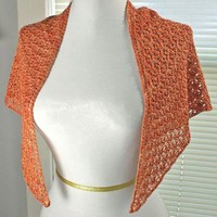 Feather Lace Shawl PDF